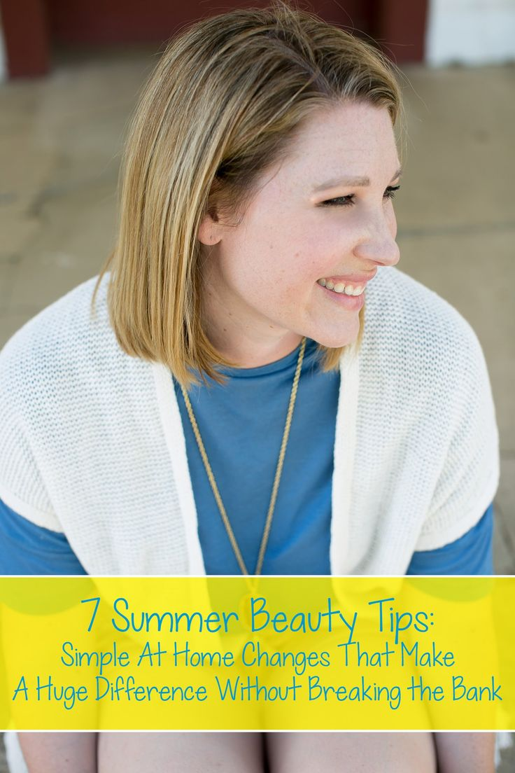 These Summer Beauty Tips will help you look your best during the hot season ahead!