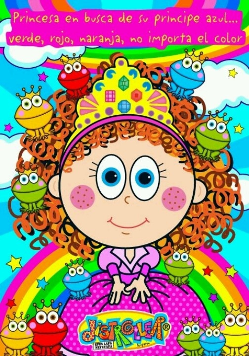 Esta es una princess muy bonita