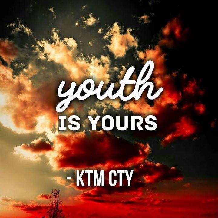 Happy International Youth Day #KTMCTY #Shopping #Kathmandu #Nepal