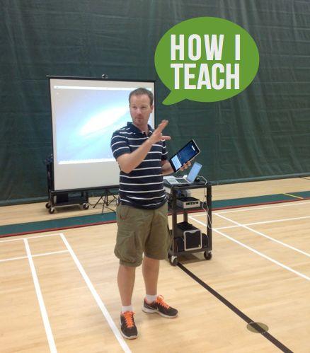 Jarrod Robinson (@Jarrod Krug Krug Robinson) teaches in Australia and he is in this week's How I Teach