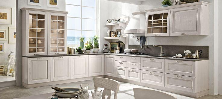 cucine stosa classiche - modello cucina bolgheri 08