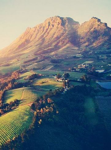 7. A place I'd love to visit when I'm a bit older is Capetown, Africa! They have an endless amount of beautiful sights, tons of activities you can do (like rock/mountain climbing), and would make a pretty killer selfie to wrap up the trip...