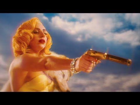 Lady Gaga - Machete Kills - Aura (Lyric Video)