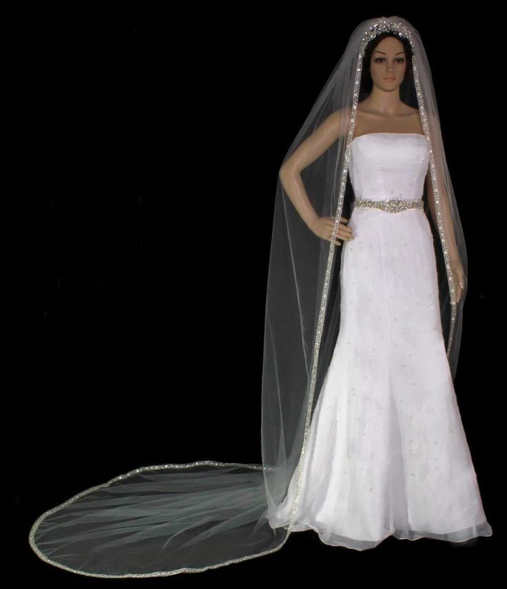 1036 Best Images About Wedding Veils On Pinterest