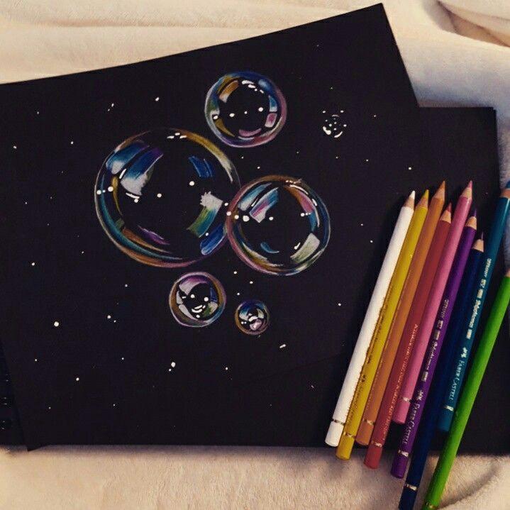 Bubbles  Black  Faber-Castell
