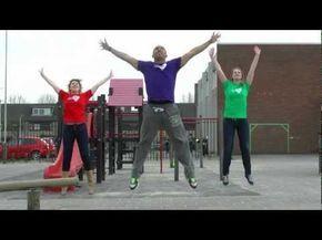 Lekker Fit! Lied Kleuters - YouTube Ochtendgymnastiek