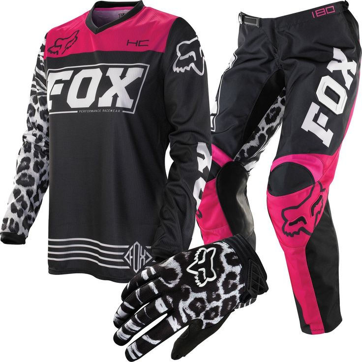 Fox Racing HC/180 Women's Package Deal - Chaparral ... - photo#2