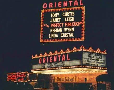 Oriental movie theater