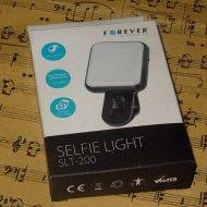 FLASH smartphone SLT-200 selfies LED