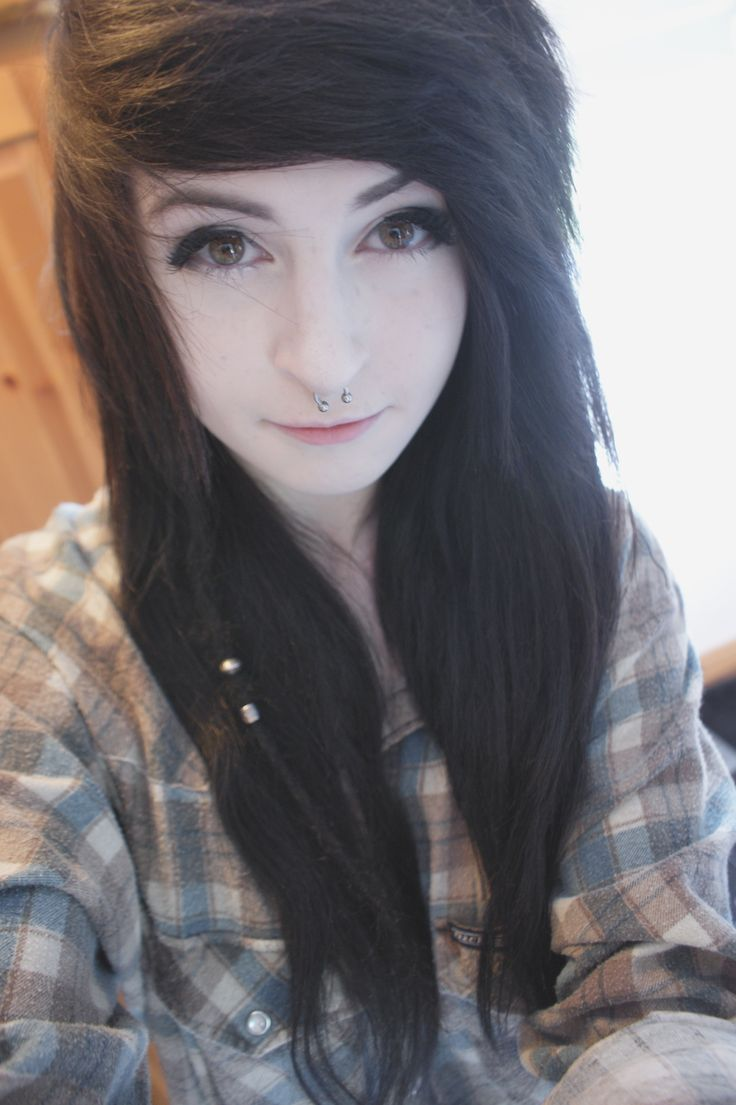 How i do my indie short scene hair youtube - I Want To Get Hair Like This Yep I Do I Need My