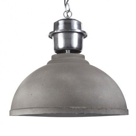 Art & Light Hanglamp Lancaster Grijs