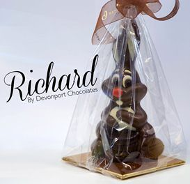 Ricardo the Chocolate Easter Bunny | UNICEF NZ