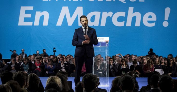 French government spokesman Castaner takes helm of Macron's party