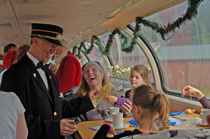 Starting on November 18, 2016, The Saratoga & North Creek Railway will begin service to the North Pole onboard THE POLAR EXPRESS Train Ride