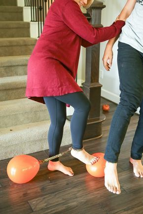 Three hilarious birthday party games that work well for kids, for teens, and even for adults! I've played with a 5 year old and even seen these work for toddlers! All of the games are simple, fun, and don't take up much space indoor at all! I can't wait to try these for girls night soon.