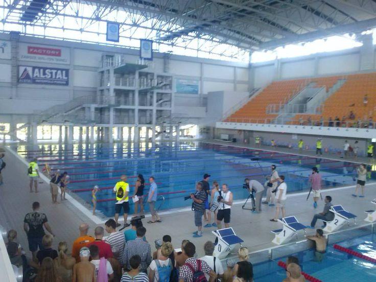 Mini Poznań Triathlon (14 photos) Zawody, w których wystartowało 118 dzieci pełne sportowych emocji i dobrej zabawy! via FB Poznań Triathlon