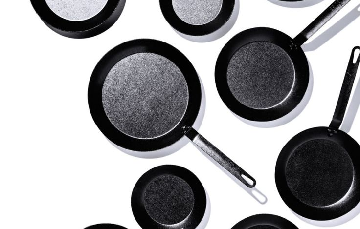 Not cast-iron. Not stainless steel. Not nonstick. Here's how to use a carbon steel pan.