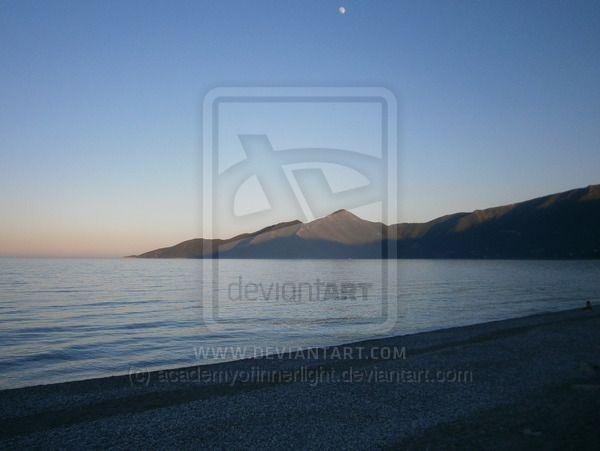 Plaka Beach iin Arcadia -Greece