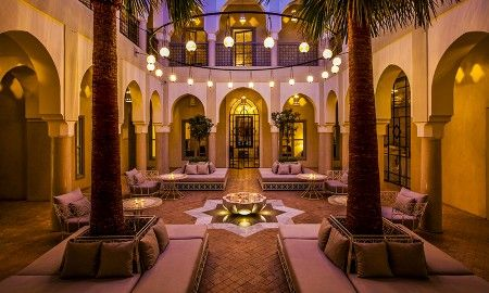 #Marrakech, point of departure and arrival of all Maroc Désert Expérience tours http://marocdesertexperience.com - Riad Nashira & Spa Marrakech