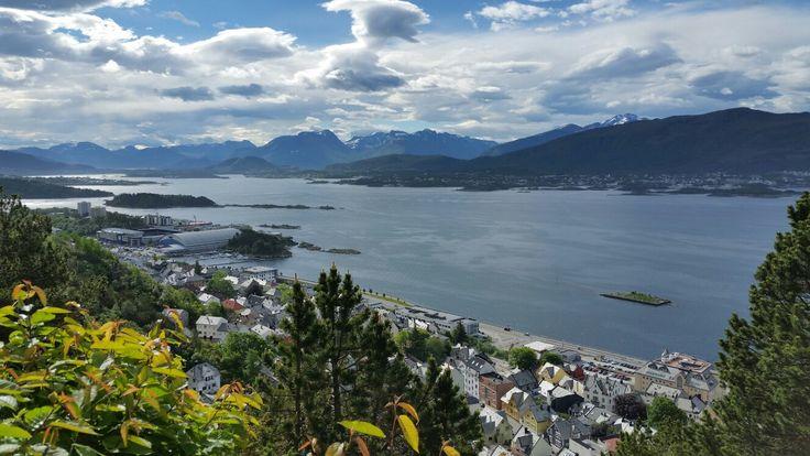 Alesund, Norway  (: