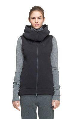 Onepiece Realize Vest Noir