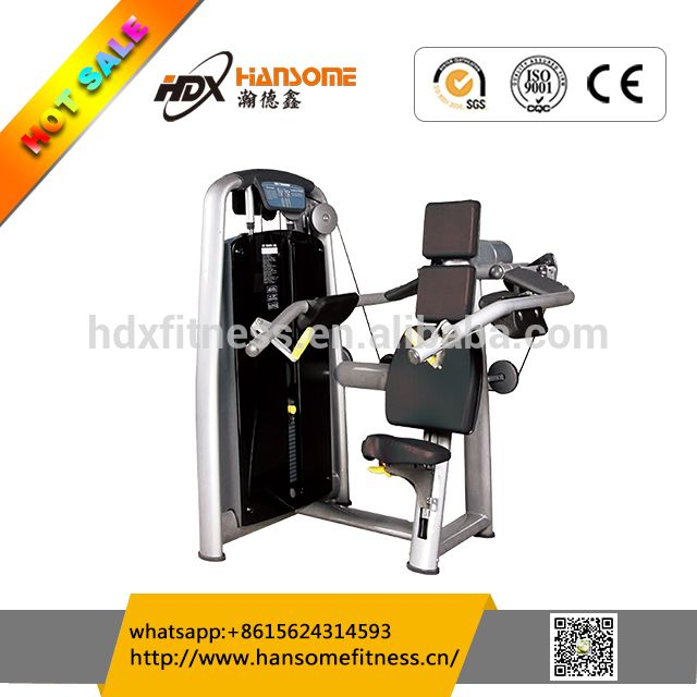 Delts machine/arm raise stretcher exercise equipment professional gym equipment