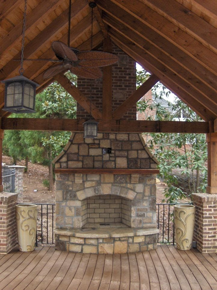 80 best Outdoor Fireplaces and Firepits images on ...