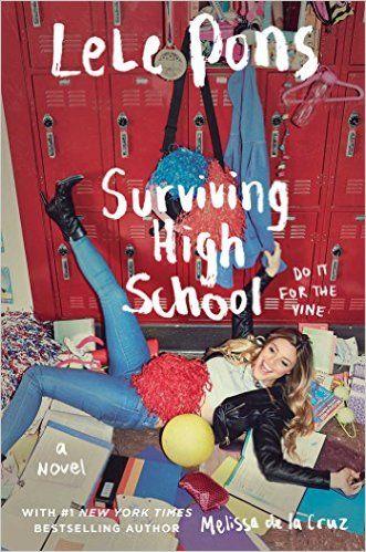 Amazon.com: Surviving High School: A Novel (9781501120534): Lele Pons, Melissa de la Cruz: Books
