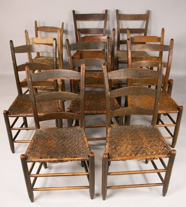 East Tennessee (my home) mule ear chairs - 29 Best Chair Seat Weaving And Caning Images On Pinterest DIY