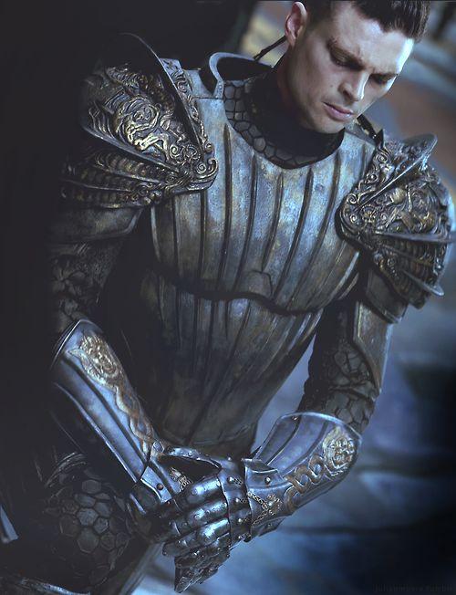 Karl Urban - can play Bones in Star Trek, killer in a Bourne film, whatever - great acting range.  Eyes to the stage pilgrim...