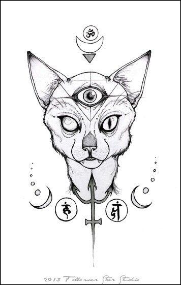 Third Eye Kitty