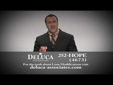 Loan Modification DeLuca & Associates commercial