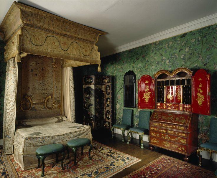 149 best georgian interior ideas images on pinterest for Georgian bedroom ideas