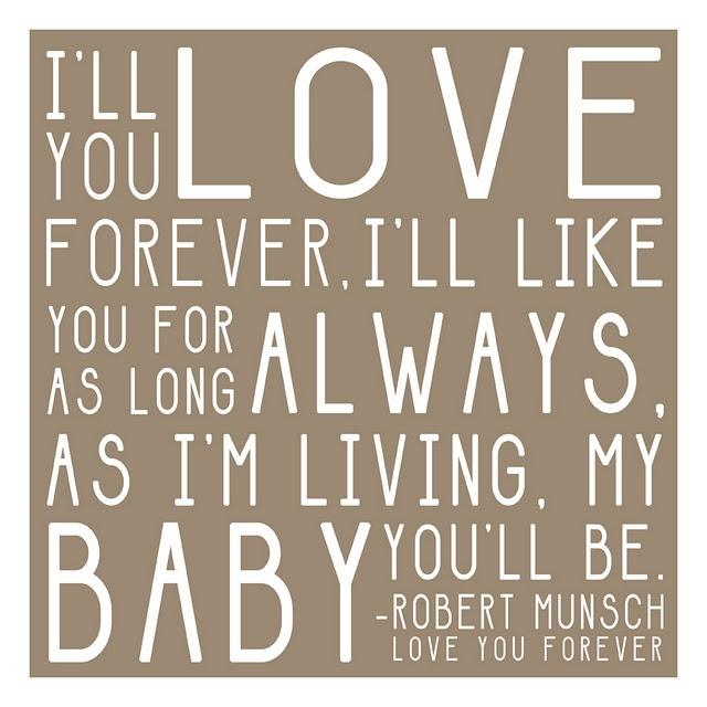 I Ll Love You Forever. I Tear Up Every Single Time Quot I 39 Ll Love You  Forever I .