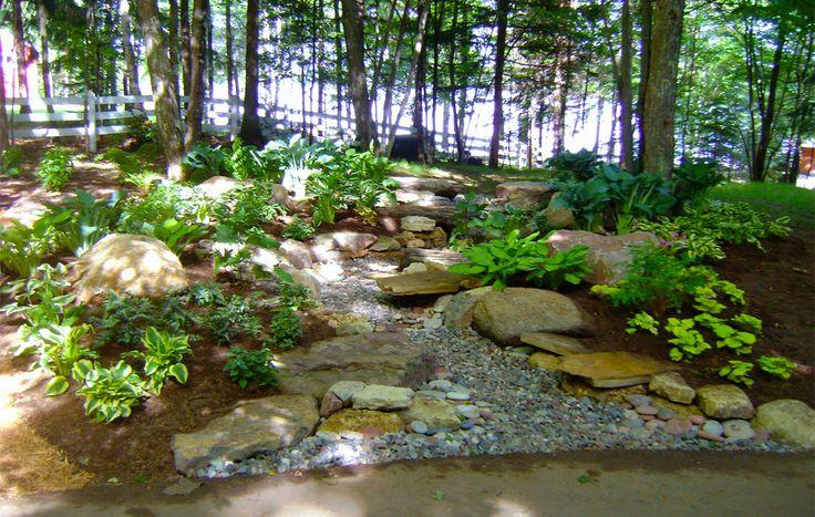 30 best back yard ideas images on pinterest landscaping for Courtyard landscape oostburg wi