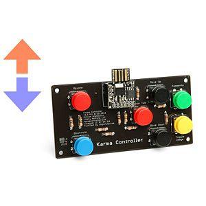 ThinkGeek :: Karma Controller DIY Reddit Interface Device
