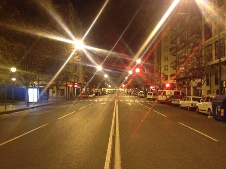 Nadie por la calle