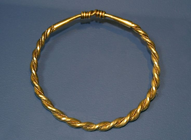 101 best Viking Age Twisted & Plaited armrings and neckrings