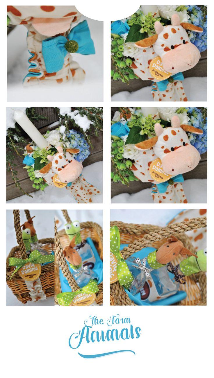 LUMANARE BOTEZ FERMA ANIMALELOR, CONTINE FLORI | SHOP ONLINE GRAFICA & ACCESORII LUMANARI DE BOTEZ DESING BY TONI MALLONI Shop online www.c-store.ro