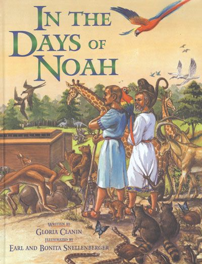 The Days of Noah Book One Conspiracy