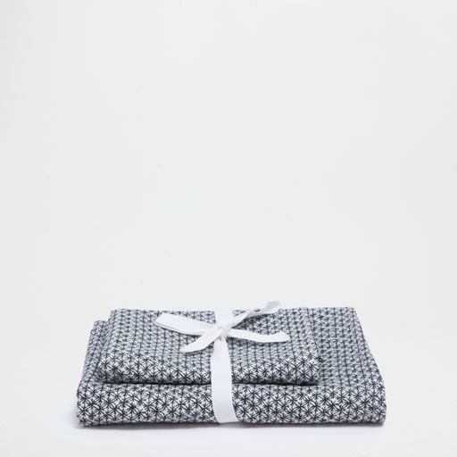 Image of the product PRINTED COTTON GUEST TOWEL