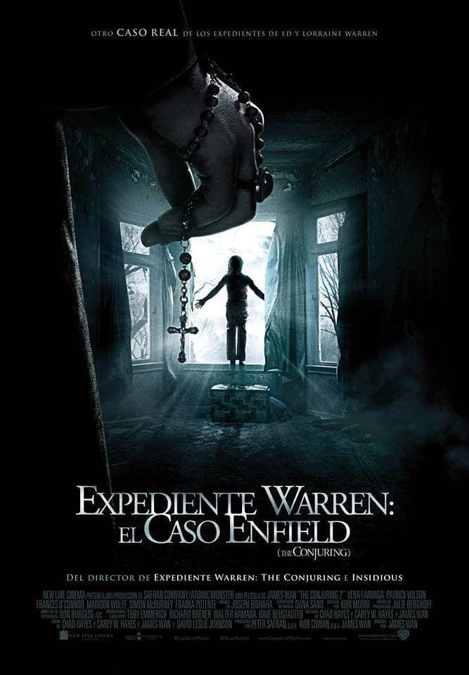 Secuela De La Exitosa Expediente Warren 2013 Que Lleva De Nuevo A La Pantalla Otro Caso Real De Los Expedi The Conjuring Scary Movies Full Movies Download