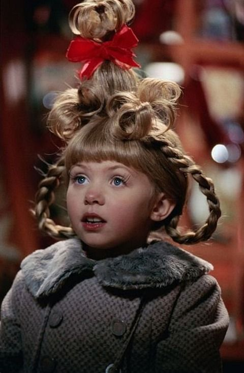 """Taylor Momsen played the adorable Cindy Lou Who along-side Jim Carrey in the film, """"How the Grinch Stole Christmas."""""""