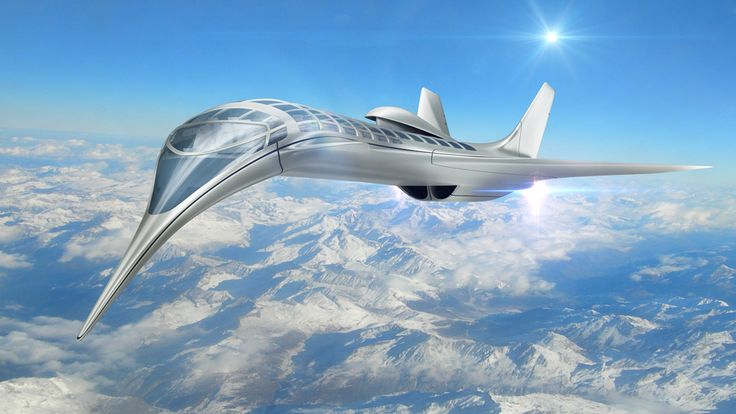 Hypersonic Air Travel Comes one Step Closer Thanks to new Ceramic Material