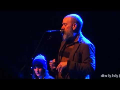 Michael Stipe-OLD MAN [Neil Young]-Live @ The Fillmore, San Francisco, December 30, 2015-Patti Smith - YouTube