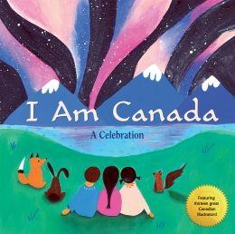 Scholastic Monday ~ I Am Canada ~ GIVEAWAY!