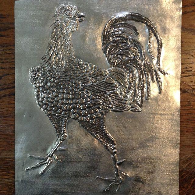 錫箔の独特の味わい