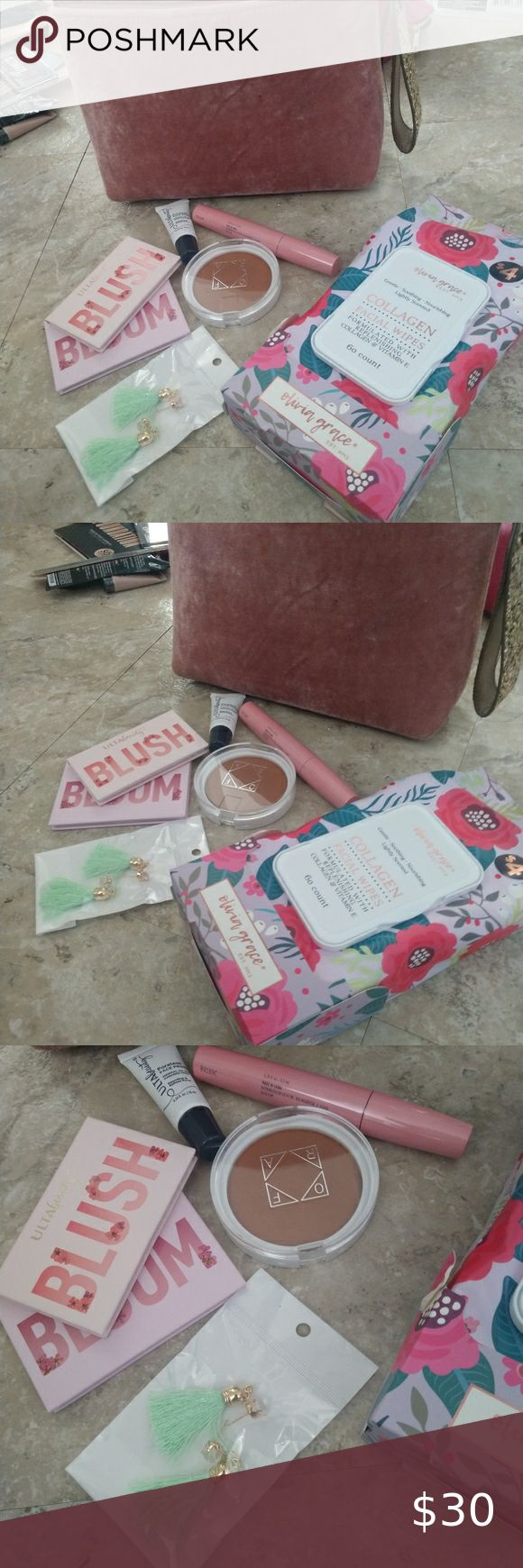 NWT Makeup Set Ulta Blush,bronzer,eyeshadow,primer This is