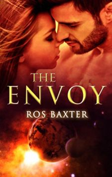 The Envoy by Ros Baxter; Escape Publishing