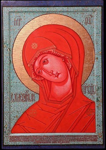 Алексей Кудлай иконописец иконы